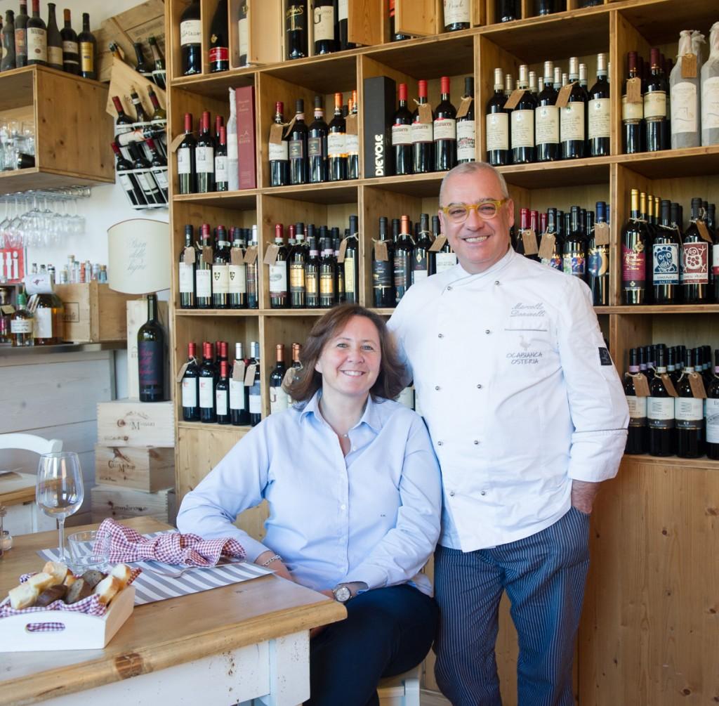 Oca Bianca Marcello e Francesca